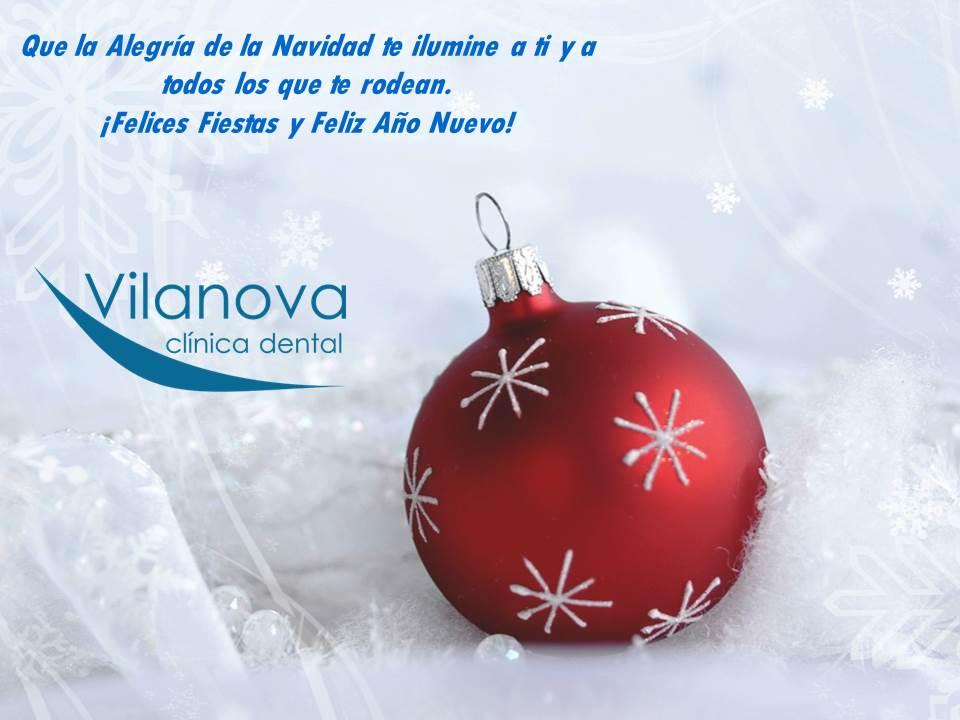 Presentaciones Feliz Navidad.Feliz Navidad Y Feliz 2017 Dentista Vilanova